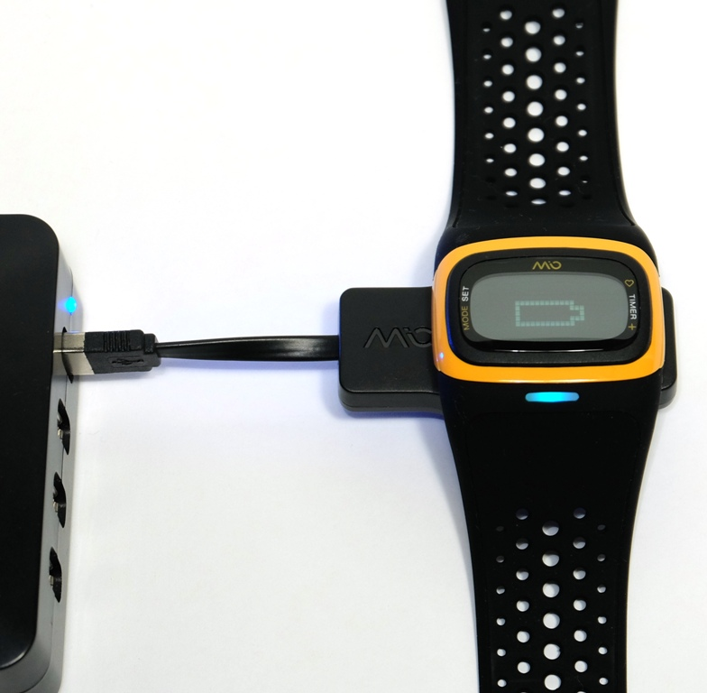 Mio Alpha 2 Heart Rate Sport Watch review - The Gadgeteer