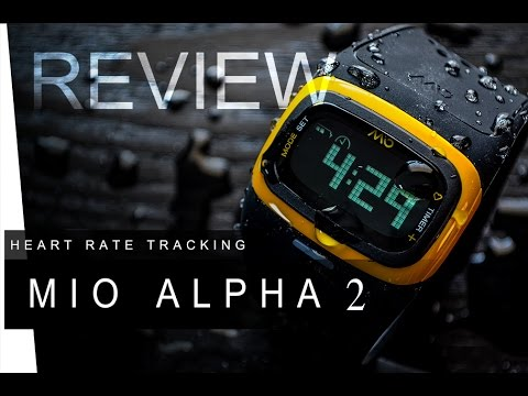Mio Alpha 2 - REVIEW - YouTube
