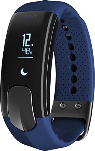 MIO Slice Heart-Rate-Monitors, Navy, Small