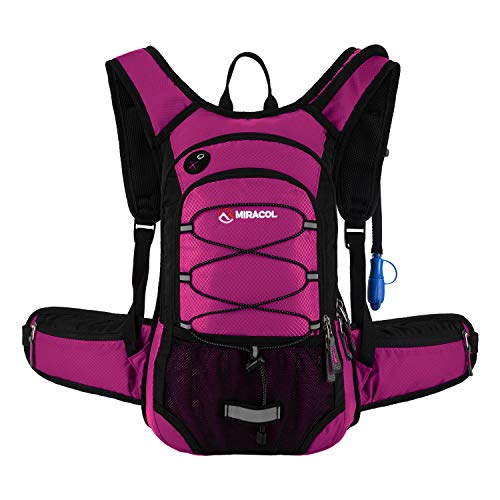 MIRACOL Hydration Backpack 2L - ROSE