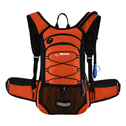 MIRACOL Hydration Backpack 2L - ORANGE