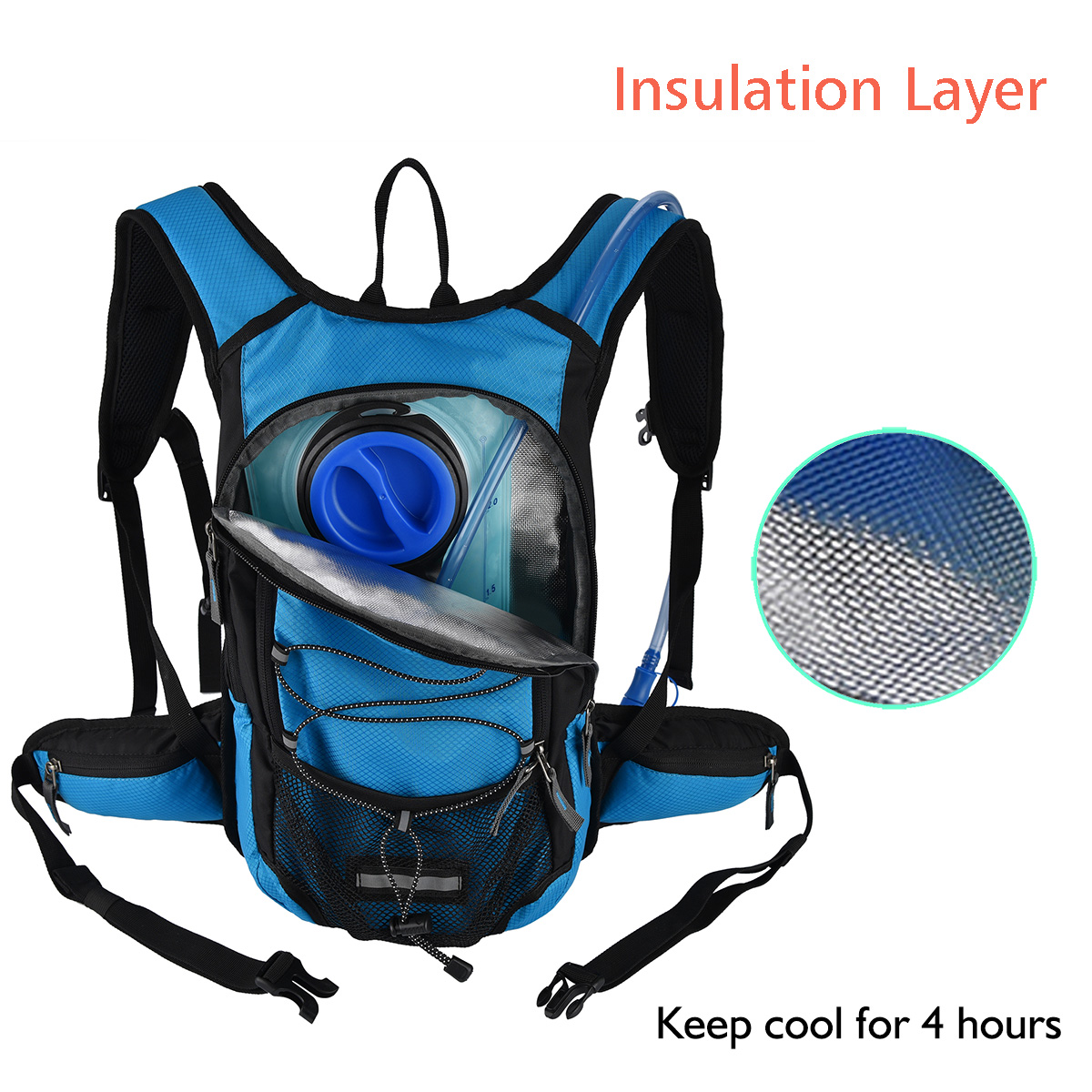 Miracol Hydration Pack for Hiking | Insulation Hydration ...