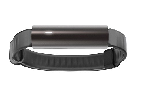 Misfit Ray - Fitness + Sleep Tracker - Carbon Black with Black Sport Band