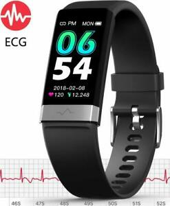 MorePro ECG Monitor Watch,Waterproof Fitness Tracker with ...