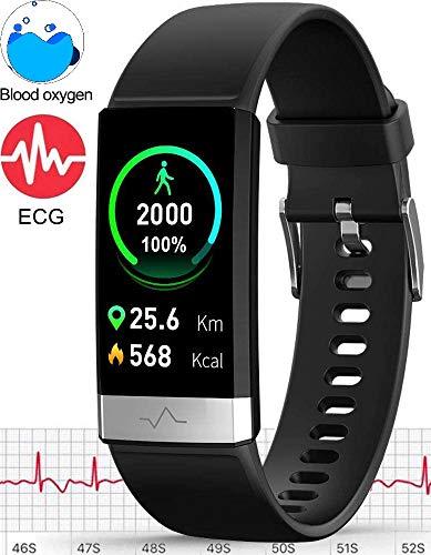 MorePro Fitness Tracker HRV - Black