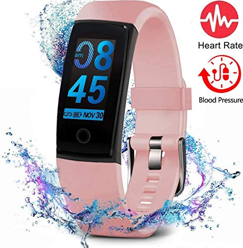 MorePro Fitness Tracker - PINK