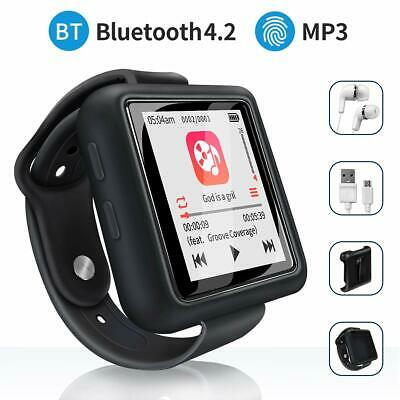 Mymahdi Sport Music Clip,32GB Bluetooth MP3Player with FM ...