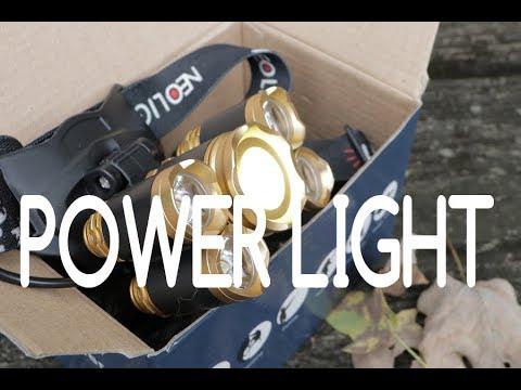 Neolight LED Headlamp - YouTube