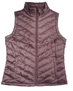 NEW Columbia Morning Light III Omni Heat Women's Vest DUST ...