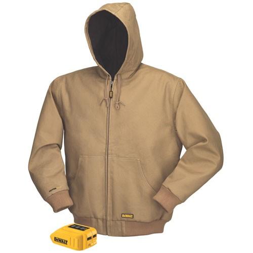 New Heated Jacket, Hoodie, And Vest Styles From DeWalt ...