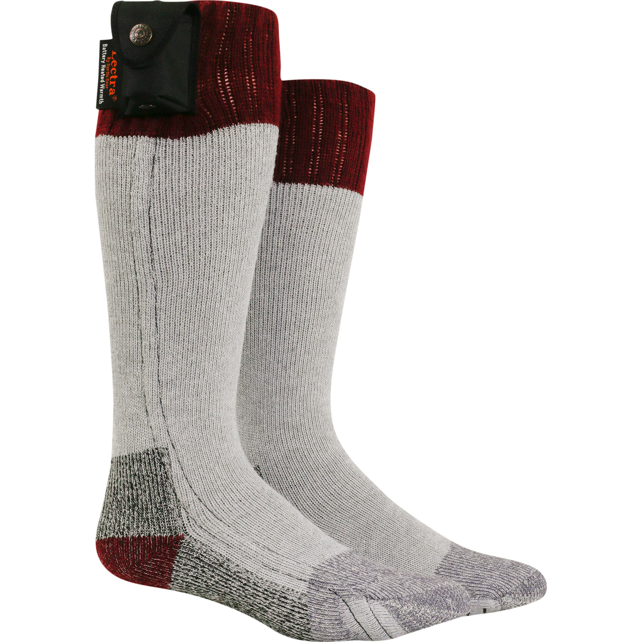 Nordic Gear Unisex Lectra Sox Electric Battery Heated ...
