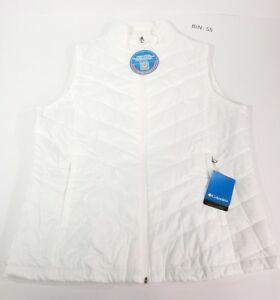 NWT Columbia Women's Plus Morning Light III Omni Heat Vest ...