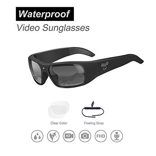 OhO Sunshine Video Recording Sunglasses 3