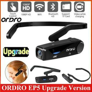 ORDRO EP5 Upgrade Full HD 1080P Head Action WIFI DV Camera ...