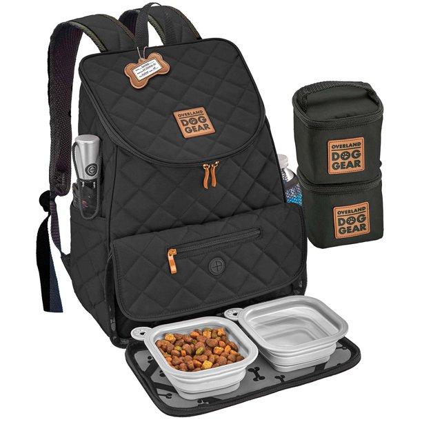 Overland Dog Gear Weekender Backpack (Choose Your Color)