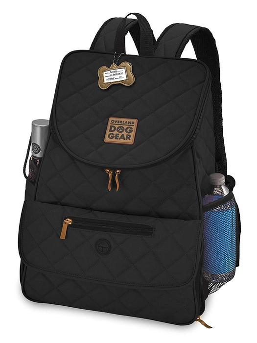 Overland Dog Gear Weekender BackPack For Dogs — My Pet ...