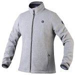 Women's Sherpa Fuzzy Fleece Heated Jacket 8
