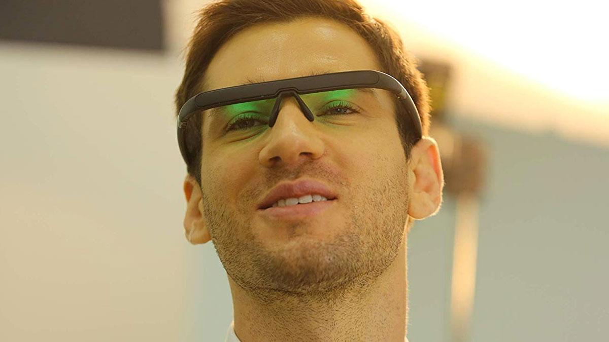 PEGASI 2 - SAD Light Therapy Glasses | DudeIWantThat.com