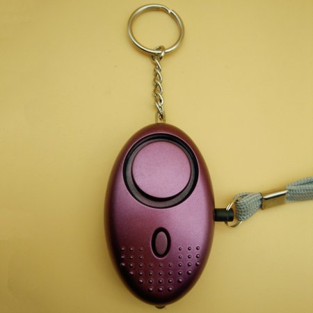 Personal Alarm, Safesound Personal Alarm Keychain with LED ...