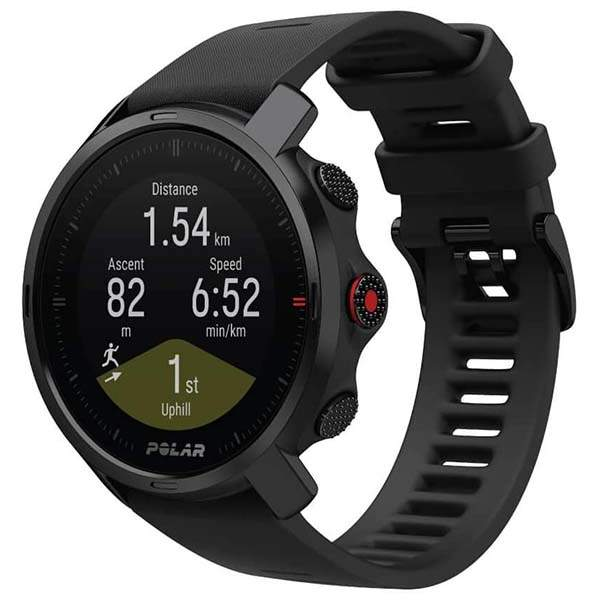 Polar Grit X GPS Smartwatch with Compass and Altimeter ...