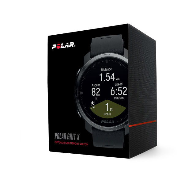 Polar Grit X | Outdoor watch with GPS, compass and ...