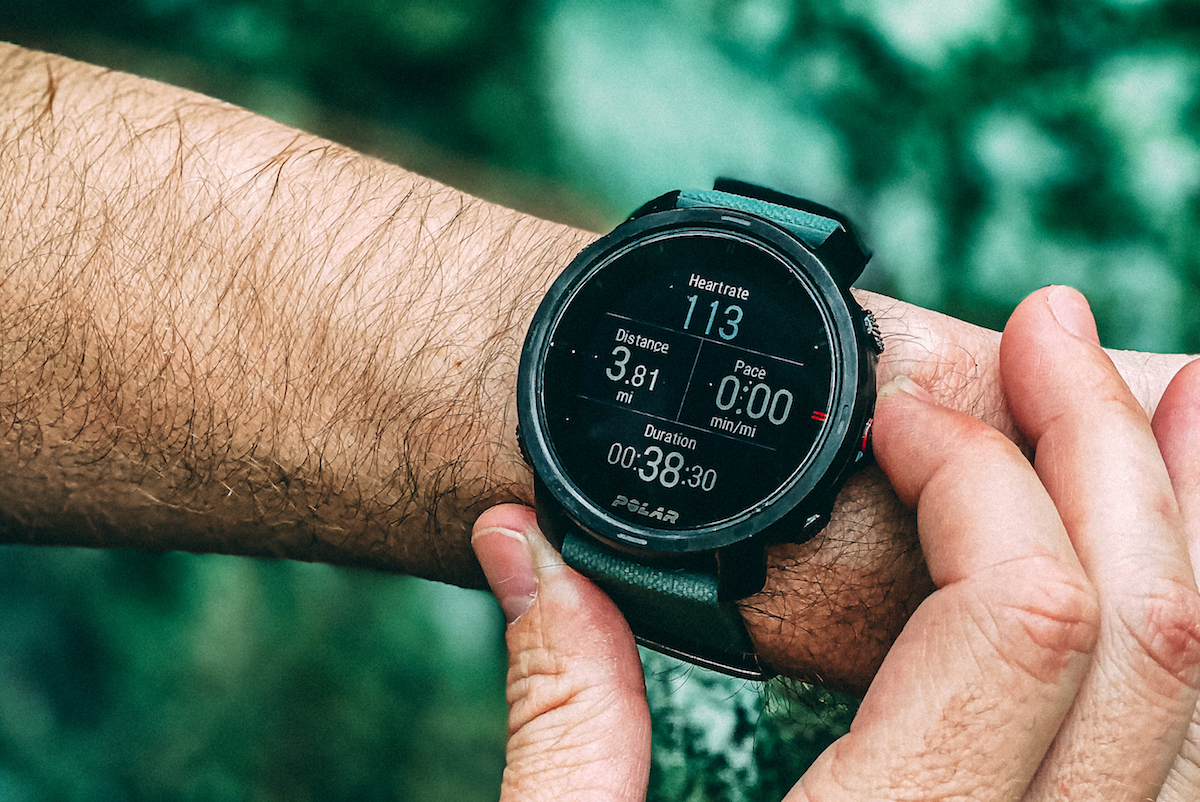 Polar Grit X Performance Review » Believe in the Run
