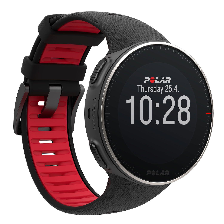 Polar Vantage V Titan Sports Watches Black | Buy online at ...