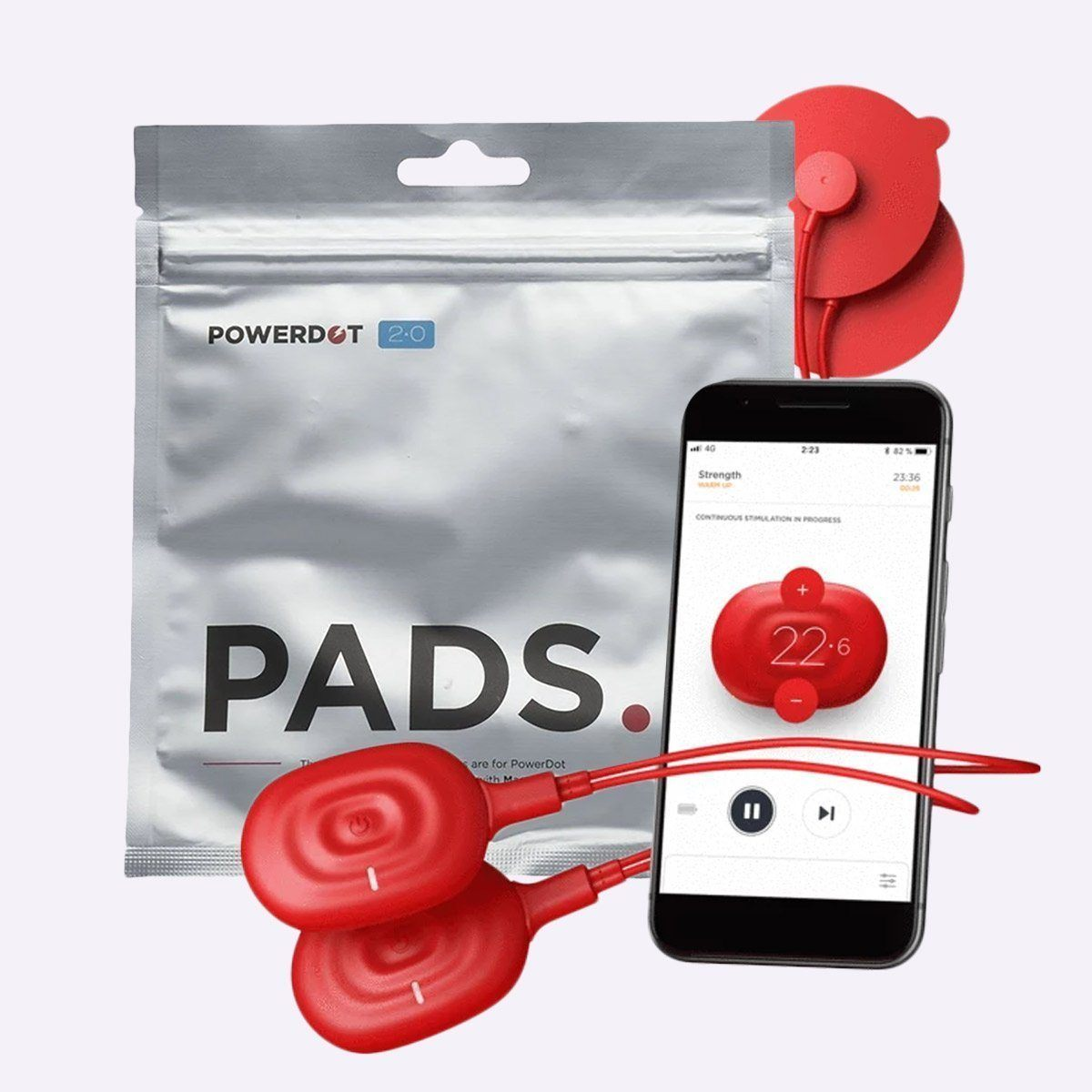 PowerDot 2.0 DUO - The Pro Bundle – The WOD Life