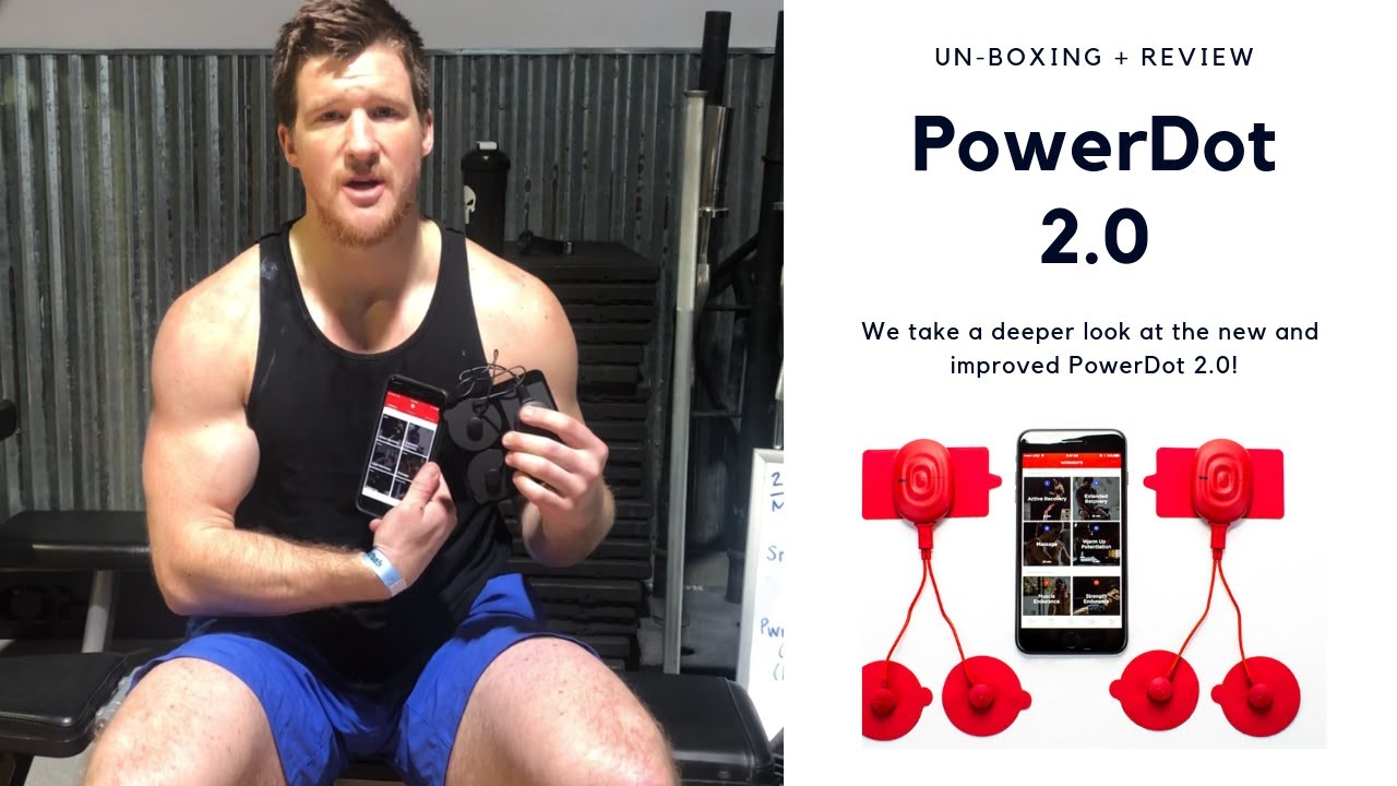 PowerDot 2.0 Unboxing and Review - EMS Recovery Device ...