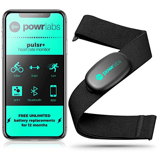 Powr Labs HR Monitor Chest Strap 3