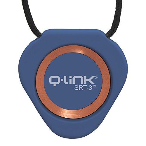 Q-Link Acrylic SRT-3 Pendant (Blue)