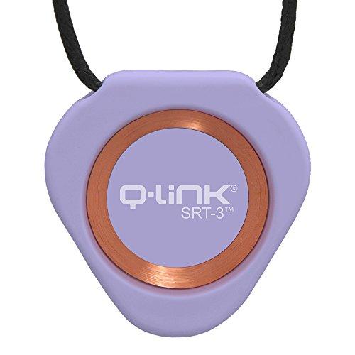 Q-Link Acrylic SRT-3 Pendant (Clarion Violet)