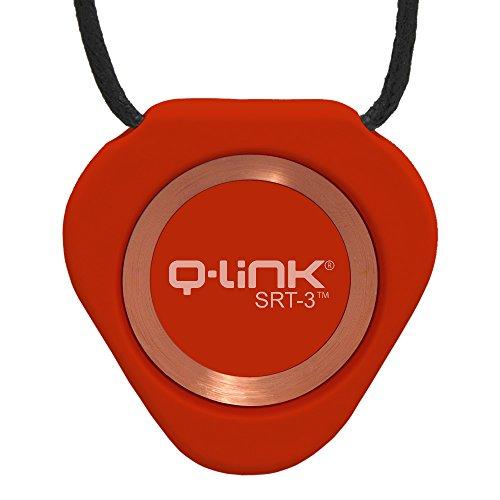 Q-Link Acrylic SRT-3 Pendant (Original Red)