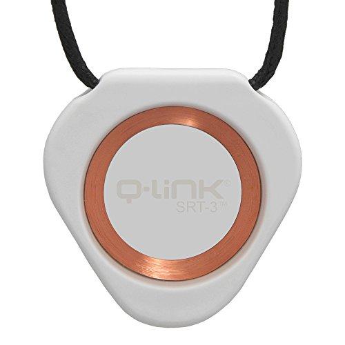 Q-Link Acrylic SRT-3 Pendant (Original White)