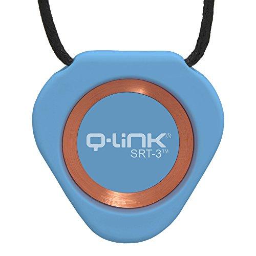 Q-Link Acrylic SRT-3 Pendant (Trans Blue)
