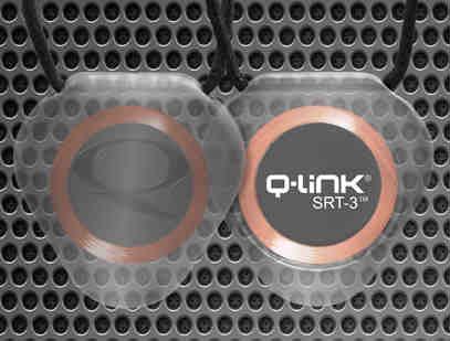 Q-Link Acrylic SRT-3 Pendant