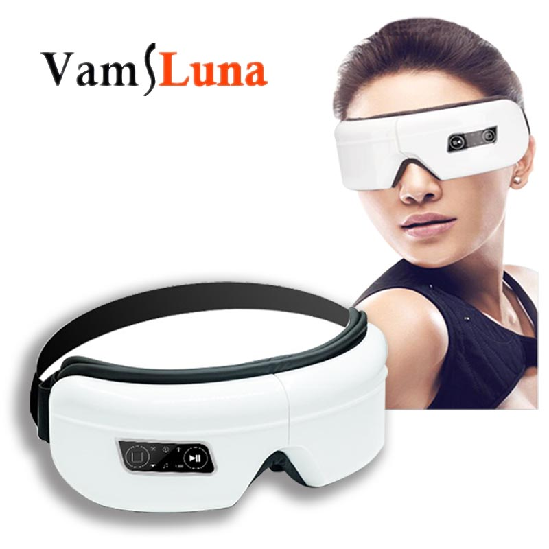 Rechargeable Eye Massager For Eye Massage Heat Function ...