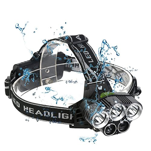 Rechargeable LED Headlamp Flashlight, Neolight Brightest ...
