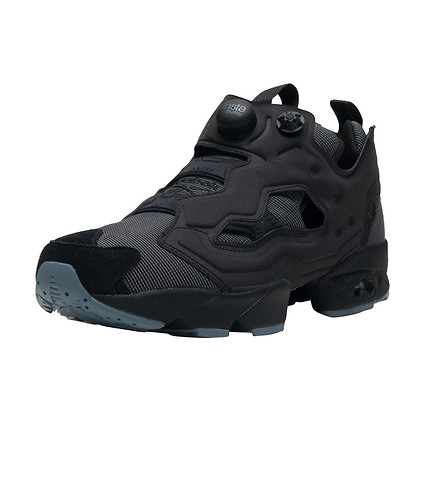 REEBOK Instapump Fury MTP - Black | Jimmy Jazz - BD1502