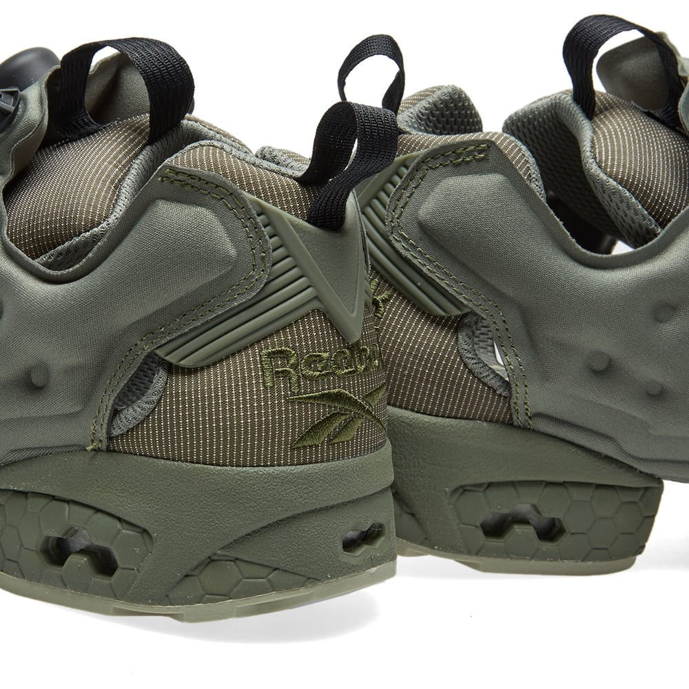 Reebok Instapump Fury MTP Hunter Green & Mystic Grey | END.