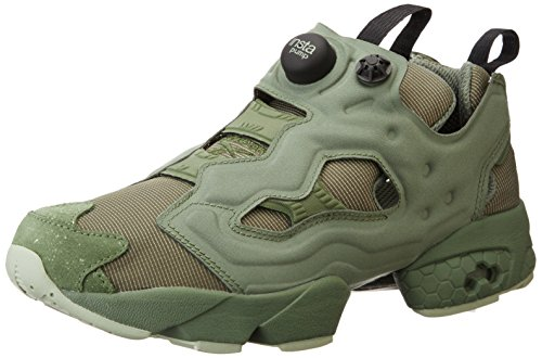 Reebok Pump Instapump Fury MTP Mens Running Trainers Sneakers (UK 6 US 7 EU 39, Hunter Green Grey Teal BD1501)