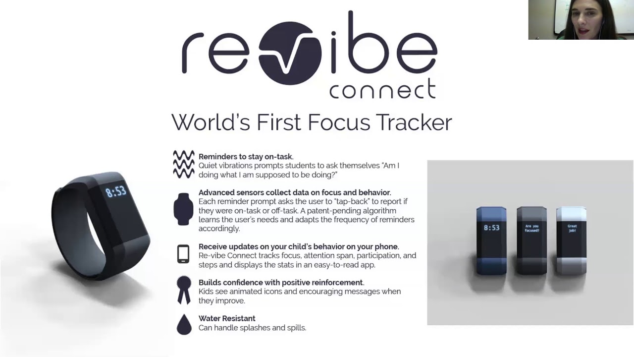 Revibe Connect Alert Wristband