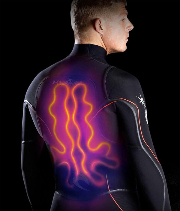 Rip Curl Heated Wetsuit