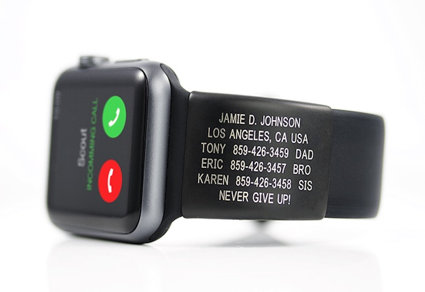 Road ID is Now Apple Watch Compatible   Gear Institute