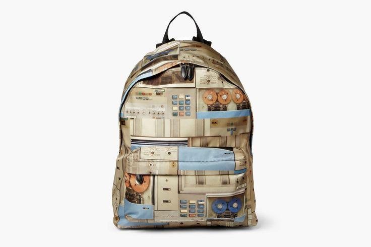 Saint Laurent & Jacquard By Google Cit-e Backpack: See ...