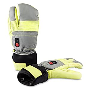 Savior Heated Gloves, Heated Mitten for Men and Women ...