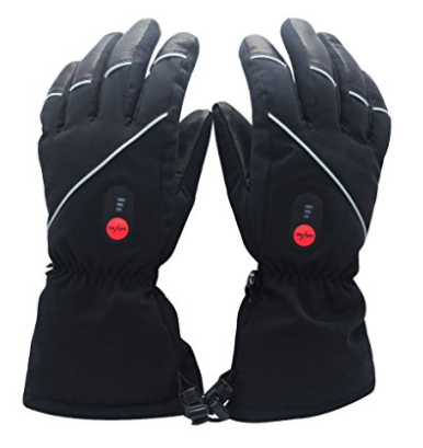 Savior Heated Gloves Review | Temp Control Gear