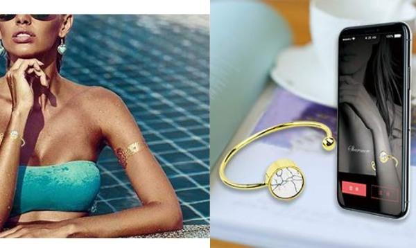 SHAREMORE Smart Safety Jewelry - Spy Goodies