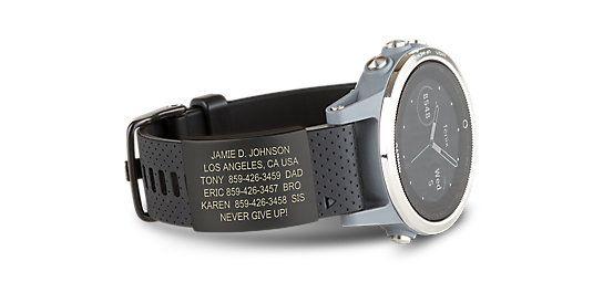Sidekick ID for Fitbit + Garmin | Fitbit, Watches, Smart watch