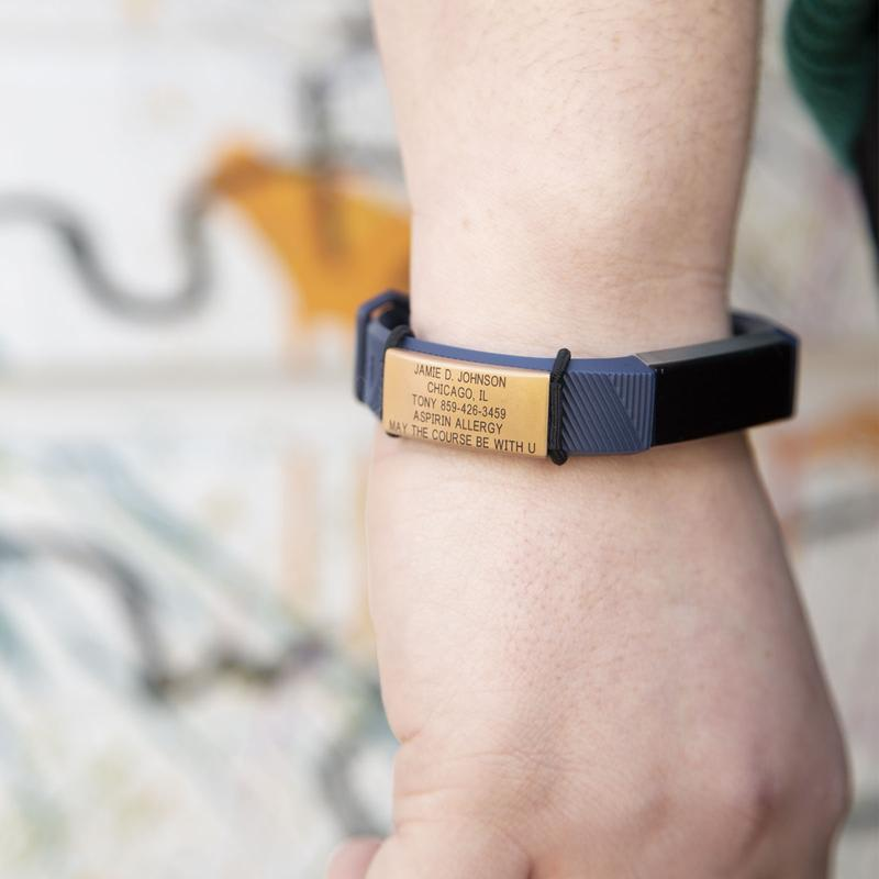 Sidekick ID for Fitbit + Garmin - ROAD iD